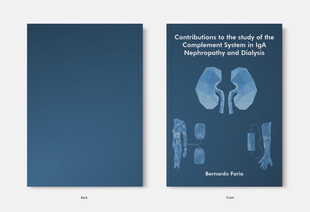 Proefschrift omslag voorbeeld ontworpen door Eduard Boxem
