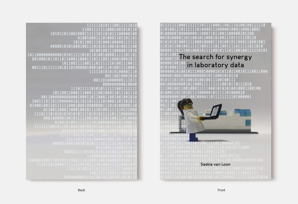 Proefschrift omslag voorbeeld ontworpen door Jesse Haaksman