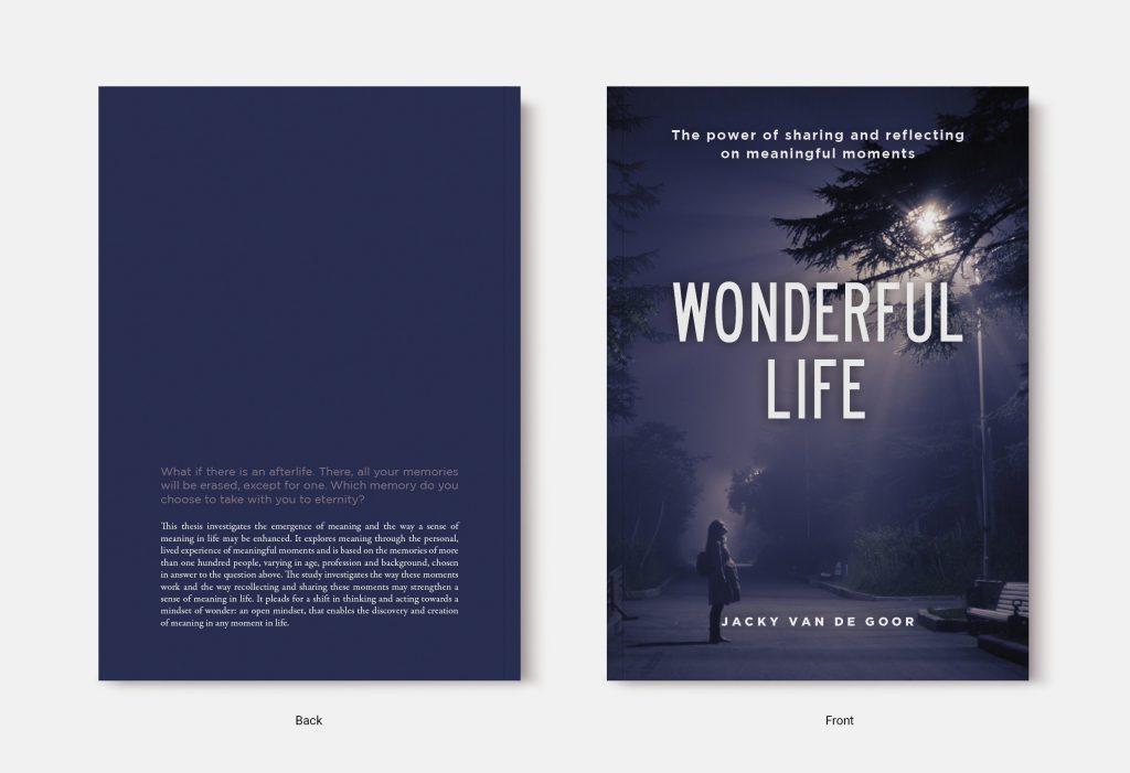 Proefschrift omslag voorbeeld ontworpen door Sanne Kassenberg